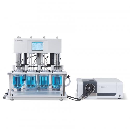 Agilent Cary 60 száloptikás UV kioldódásvizsgáló rendszer